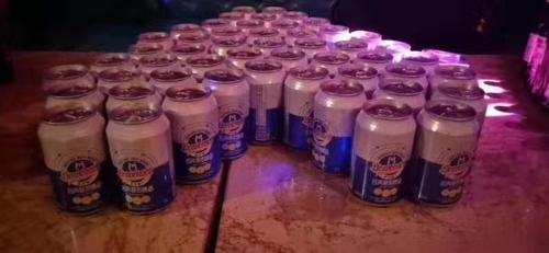 天之海苦荞原浆啤酒